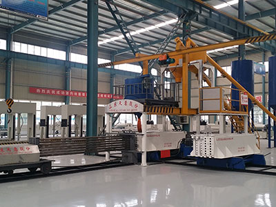 Gypsum Wall Panel Manufacturing Machine
