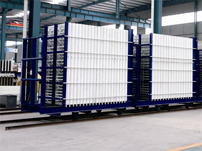 Vertical Precast Wall Panel Machine