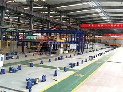 Precast Concrete Production Line