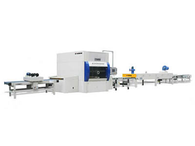 Automatic Paint Spraying Line