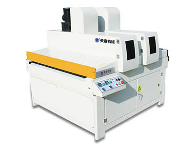 Double UV Curing Machine